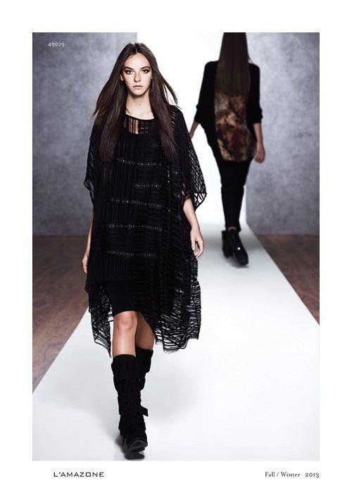 lamazone abiye elbise modelleri 2014 kış